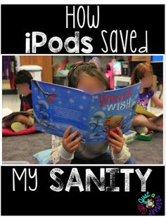 How iPods Saved My Sanity Guest Post by Aly from Just a Primary Girl