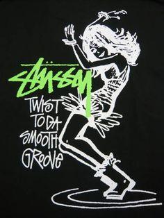 Stussy Logo Design