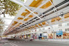 Ravetllat Ribas Architects - Sant Antoni Sunday Market, #Barcelona, Spain (2011) #retail #mercado