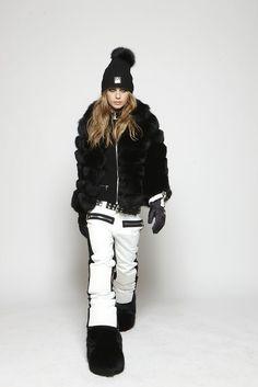 combinaison ski femme chic