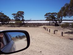 Heading for Mungo National Park outside Mildura in NSW