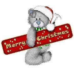 Tatty Teddy Clip Art   me to you teddy bears Christmas clip art images