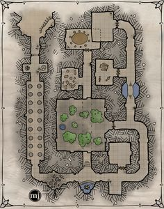 [map] The president's tomb...escape the debate