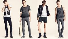 H&M Divided Guys New Looks April 2013