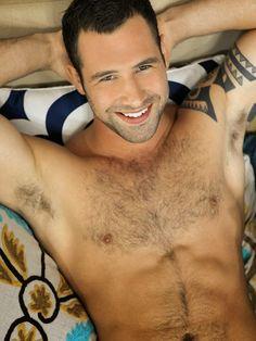 Arm men pits hairy