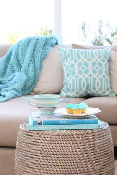 House of Turquoise: Coastal Style Blog
