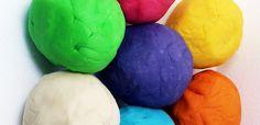 DIY Anleitung für selbstgemachte Knete