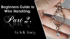 Wire Jewelry Designs, Jewelry Tools, Diy Jewelry, Jewellery, Wire Wrapping Tutorial, Tutorials, Pendants, Instant Pot, Youtube