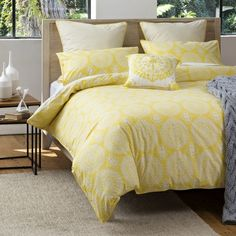 India Rose King Quilt Cover Set