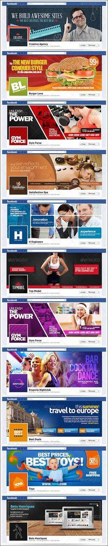 95+ Best PSD Facebook Timeline Covers Templates | Designrazzi