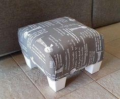 Very cute grey Windpomp motive foot stool Gumtree South Africa, Room Ideas, Decor Ideas, Master Room, Outdoor Furniture, Outdoor Decor, Creative Ideas, Repurposed, Ottoman