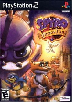 Spyro: A Hero's Tail | Spyro Wiki | Fandom powered by Wikia