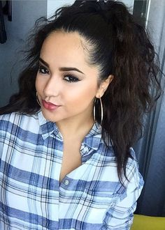 Becky G's Hairstyles & Hair Colors   Steal Her Style