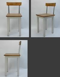 metal & wood chair design - Google Search