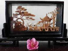 Prunus Mume, Frame, Painting, Home Decor, Art, Picture Frame, Art Background, Decoration Home, Room Decor