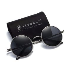 Let ladies drool over your coolest man styling by availing one of this polarized sunglass for men/women small round alloy frame summer style unisex sun glasses. Look good with this newest product offered only through us and get your man style goals done. This item is NOT sold in stores! Guaranteed Safe Checkout: PAYPAL | VISA | MASTERCARD | AMEX | Discover Click ADD TO CART To Order Yours NOW! 100% Satisfaction Guaranteed With Every Order. *Due to high demand please allow up to 3-4 weeks for…