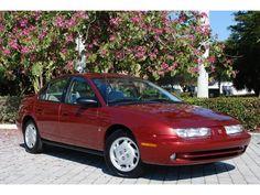 Saturn red SC model  1991  SATURN CAR MODELS LIST  Pinterest