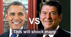This side by side comparison of President Obama and President Reagan is shocking. Democrats and Republicans should read. Conservatives should love Obama.