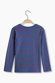 Esprit / Striped long sleeve top in organic cotton Long Sleeve Tops, Long Sleeve Shirts, Man Child, Organic Cotton, Fashion Accessories, Mens Fashion, Children, Boys, Sweaters