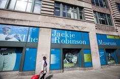 The Jackie Robinson Museum in Soho Is Now 5 Years (and Counting) Late to ... Jackie Robinson  #JackieRobinson