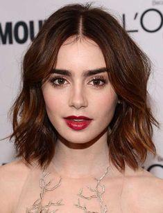 SHORT HAIR FOR CURLY WAVY HAIR 2017 - Styles Art