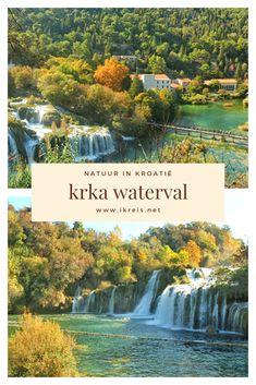 Wil je een mooie waterval zien tijdens je Kroatië rondreis? De Krka watervallen en Krka National Park in Kroatië behoren tot de mooiste stukken natuur langs de Dalmatische kust. Het park is gigantisch en het is daarom niet mogelijk om het hele park in één dag te bezoeken. Croatia Travel Guide, Krka National Park, Best Hikes, Ultimate Travel, Where To Go, Places To Travel, Travel Tips, Wanderlust, Europe
