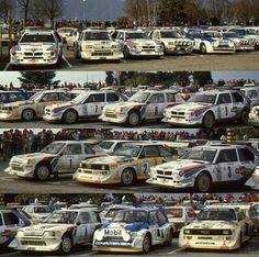 Rally car Grupo B Monsters Rally Car, Car Car, 3008 Peugeot, Peugeot 206, Monte Carlo, Martini Racing, Lancia Delta, Audi Sport, Car Drawings