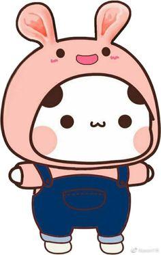 Big Panda, Little Panda, Cute Cartoon Images, Cute Images, Best Friend Quotes Funny, Cute Love Gif, Cute Comics, Brown Bear, Bts Wallpaper