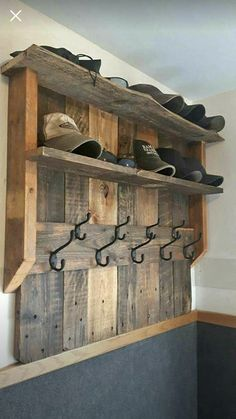 Enjoyable DIY wood projects for the house and garden made from old wooden pallets. * Check out this great article. Wooden Pallet Projects, Wooden Pallet Furniture, Wooden Pallets, Wooden Diy, Rustic Furniture, Pallet Ideas, Pallet Wood, Outdoor Furniture, Garden Furniture