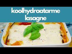 Deze lasagne is koolhydraatarm en vegetarisch. En extra lekker door topping van mozarella. Weinig tijd? Kies dan voor kant -en klare pompoen lasganebladen. Healthy Recepies, Mashed Potatoes, Food Porn, Food And Drink, Health Fitness, Keto, Work Outs, Ethnic Recipes, Youtube