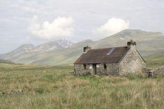 Meanach Mountain Bothy
