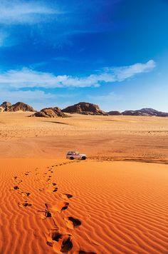 Wadi Rum - South Jordan