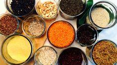 En introduksjon til linser, bønner og andre næringsrike korn og frø