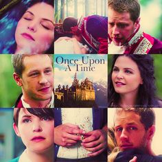 Once Upon a Time ~ Snow and Charming / Mary Margaret and David <3
