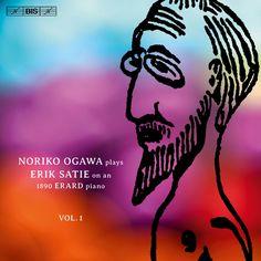 Noriko Ogawa - Satie: Piano Music: Vol. 1