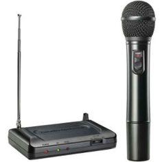 Handheld Wireless Microphone System (171.905 Mhz)