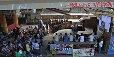 Debate com a Central Única das Favelas, a CUFA