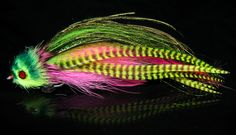 Pike fly-fishing articles: Fly Swaps - Nick Granato