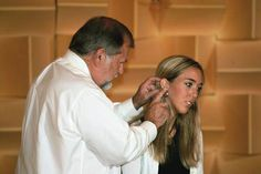The tympanogram is a test that measures the mobility of the eardrum (tympanic membrane) and tests the status of the middle ear. It is a quick and easy test to help determine the nature of a hearing loss and the condition of the middle ear system.