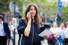 STYLE DU MONDE / Paris FW SS2014: Géraldine Saglio  // #Fashion, #FashionBlog, #FashionBlogger, #Ootd, #OutfitOfTheDay, #StreetStyle, #Style