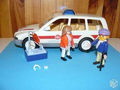 Ambulance voiture playmobil 4223 km40