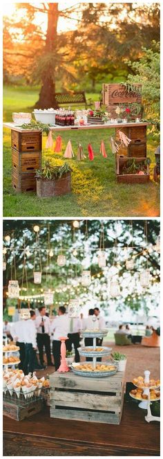 56 Perfect Rustic Country Wedding Ideas | w e d d i n g s ...