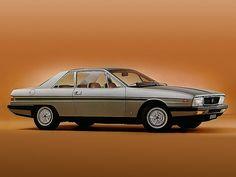 1977-1984 LANCIA GAMMA COUPE - by Carrozzeria Pininfarina of Turin
