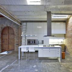 1000 images about modern facebrick interiors on pinterest for Face brick home designs