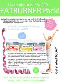 SUPER FAT BURNER PACK