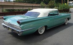 1959 Oldsmobile Super 88 Convertible... SealingsAndExpungements.com... 888-9-EXPUNGE (888-939-7864)... Free evaluations..low money down...Easy payments.. 'Seal past mistakes. Open new opportunities.'