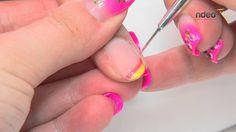 Video vom Nailart Shop nded.de mit Naildesign Anleitung für Anfänger für UV Nagellack mit Neon Farben #nailart #shop #naildesign #video #anleitung http://www.nded.de/ - https://www.youtube.com/watch?v=zVDjeCyOvz4&list=UUfJTapYWL2j62DKyE4LfTWQ