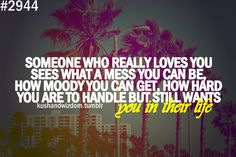 That's the truth