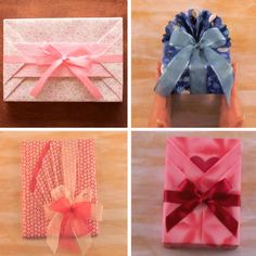Japanese Gift Wrapping Is Beautiful