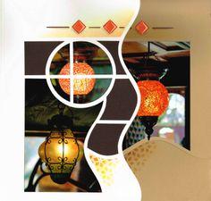 Scrap à Chambé: Série de pages à volets Sofia sur les lanternes de...